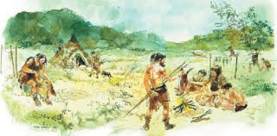 hunetr gatherers